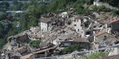 Terremoto en Italia: Cifran en 250 los muertos