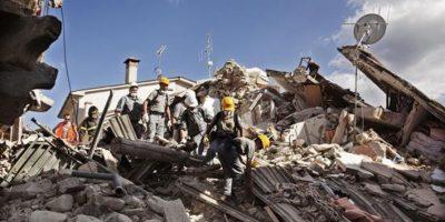 Terremoto en Italia: Cifra llega a 281 fallecidos