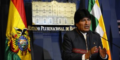Evo Morales: protesta donde falleció viceministro fue originada por una