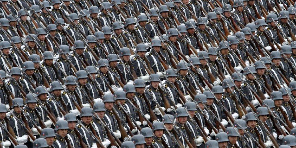 Fraude Ley del Cobre: Ejército notifica cargos disciplinarios