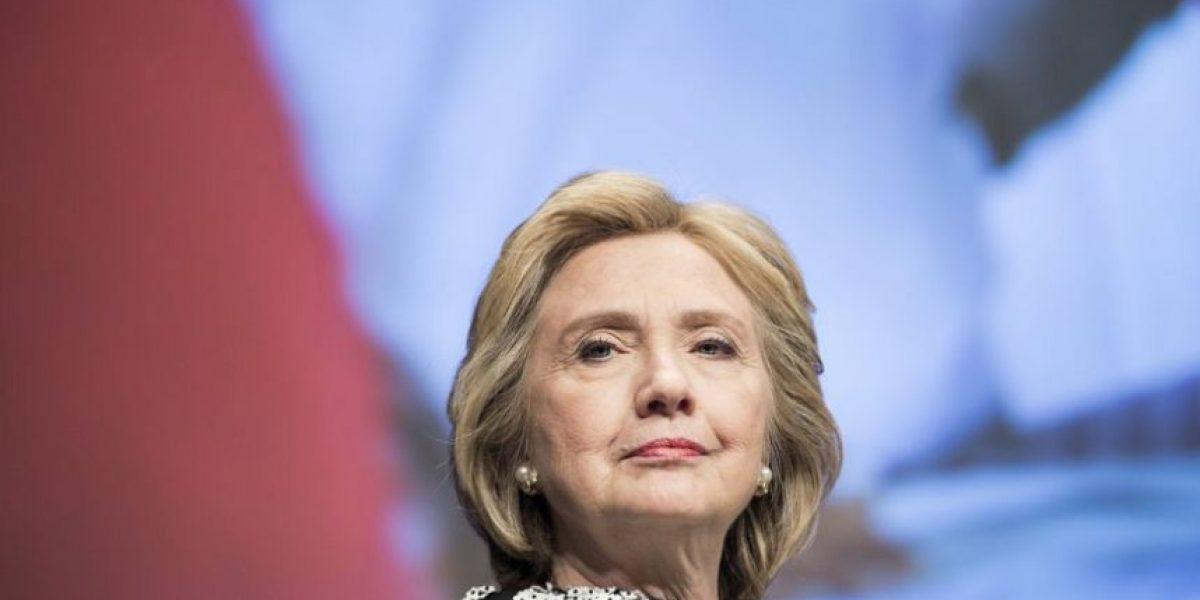 Hillary Clinton asegura que Trump es el candidato