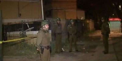 Fatal balacera en Peñaflor: mujer recibe siete disparos en una plaza
