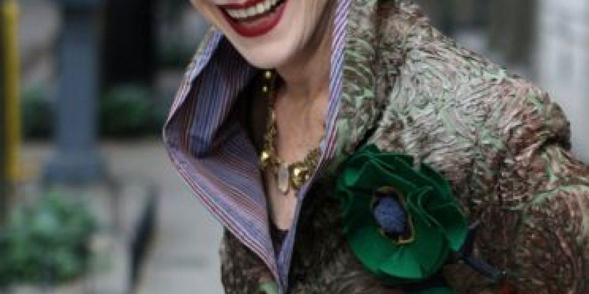 Advanced Style: El blog que puso de moda a las mujeres mayores