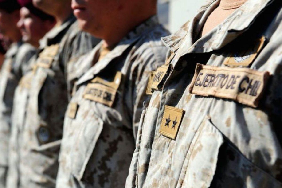 El documento del Servicio de Información Financiera Integral del Ejército, establece además la remoción de seis funcionarios. Foto:Agencia UNO. Imagen Por:
