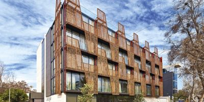 Hotel Ladera: Diálogo con el entorno