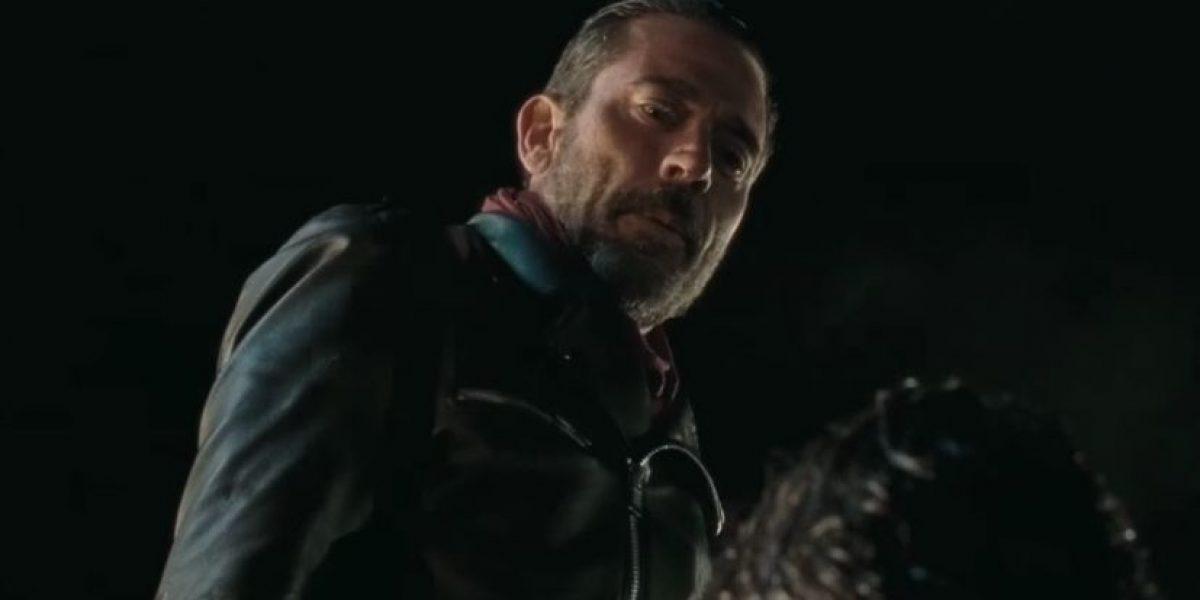 [The Walking Dead]: Confirman que Negan será crucial en la séptima temporada