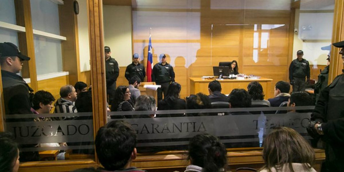 Caso Luchsinger: Piden presidio perpetuo para 10 imputados