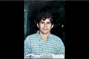 El originario de El Salvador zarpó junto Ezequiel Córdoba, su compañero de pesca, quien murió en el viaje. Foto:AFP. Imagen Por: