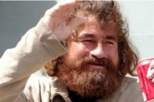 Salvador Arenga, el náufrago más conocido de América Latina Foto:AFP. Imagen Por: