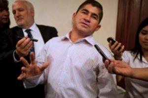 Alvarenga mencionó que arrojó el cuerpo de Ezequiel al mar. Foto:AFP. Imagen Por: