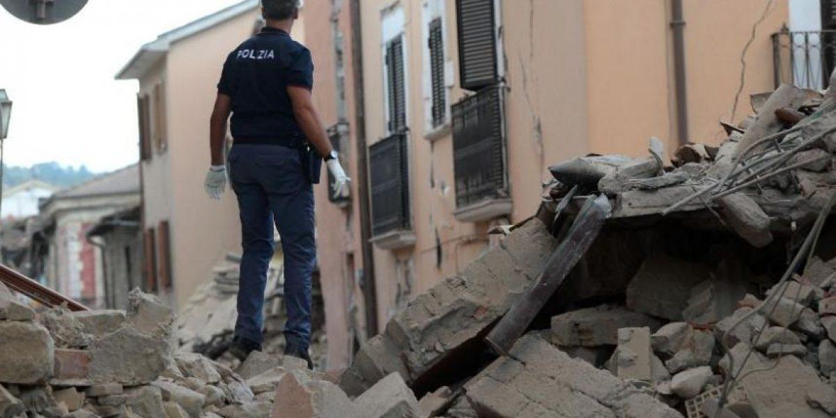 Terremoto en Italia: cifra de fallecidos aumenta a 290 personas
