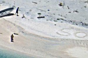 La imagen fue dada a conocer por la Marina de Estados Unidos Foto:Twitter.com. Imagen Por: