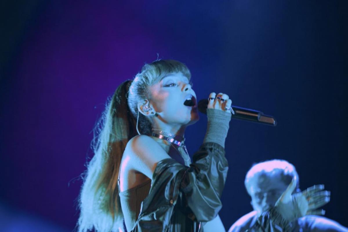 . Imagen Por: Instagram / Ariana Grande