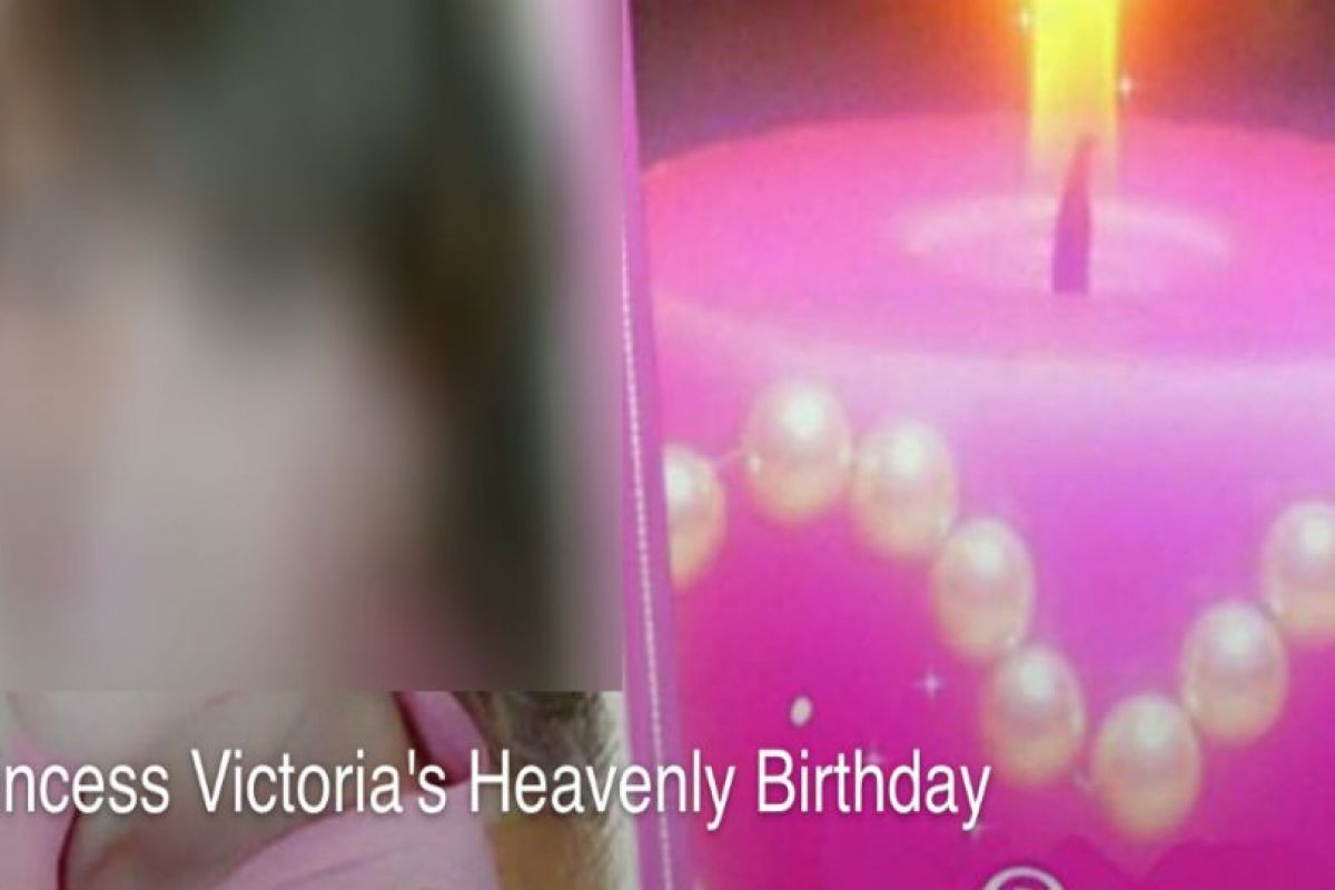 La portada del evento en Facebook. Foto: Facebook/Princess Victoria's Heavenly Birthday. Imagen Por: