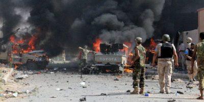 """Lanzan """"última batalla"""" contra el Estado Islámico en ciudad libia de Sirte"""