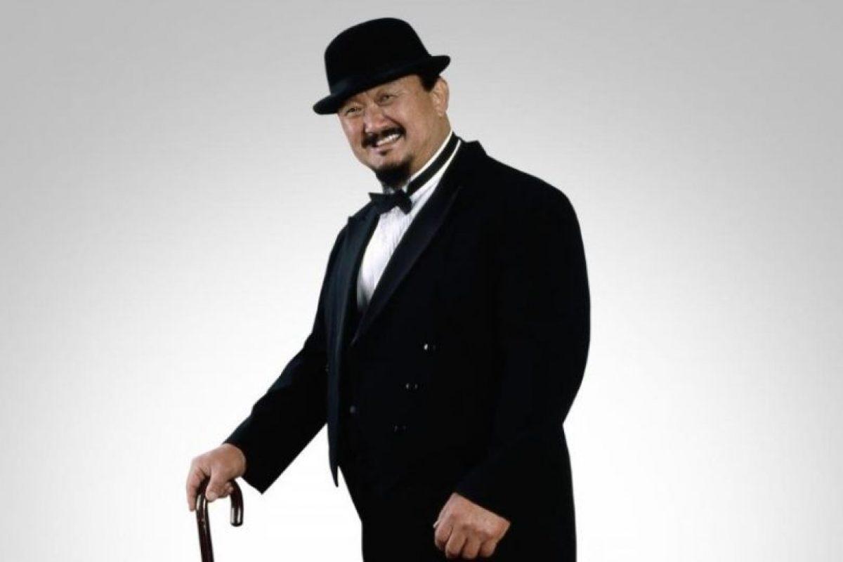 Su nombre verdadero era Harry Fujiwara Foto:Twitter.com/WWE. Imagen Por: