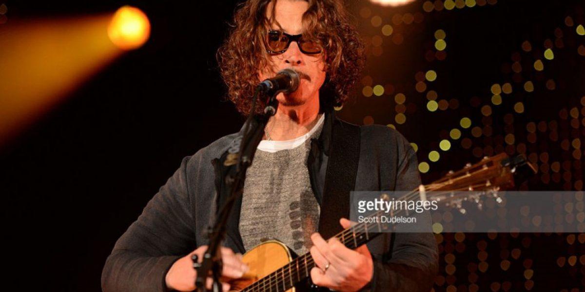 Chris Cornell anuncia inédito concierto en el Teatro Municipal de Santiago