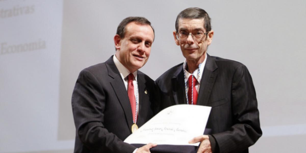 Fallece a los 60 años el economista Francisco Rosende
