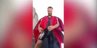 Paracaidista transmitió por Facebook Live su propia muerte