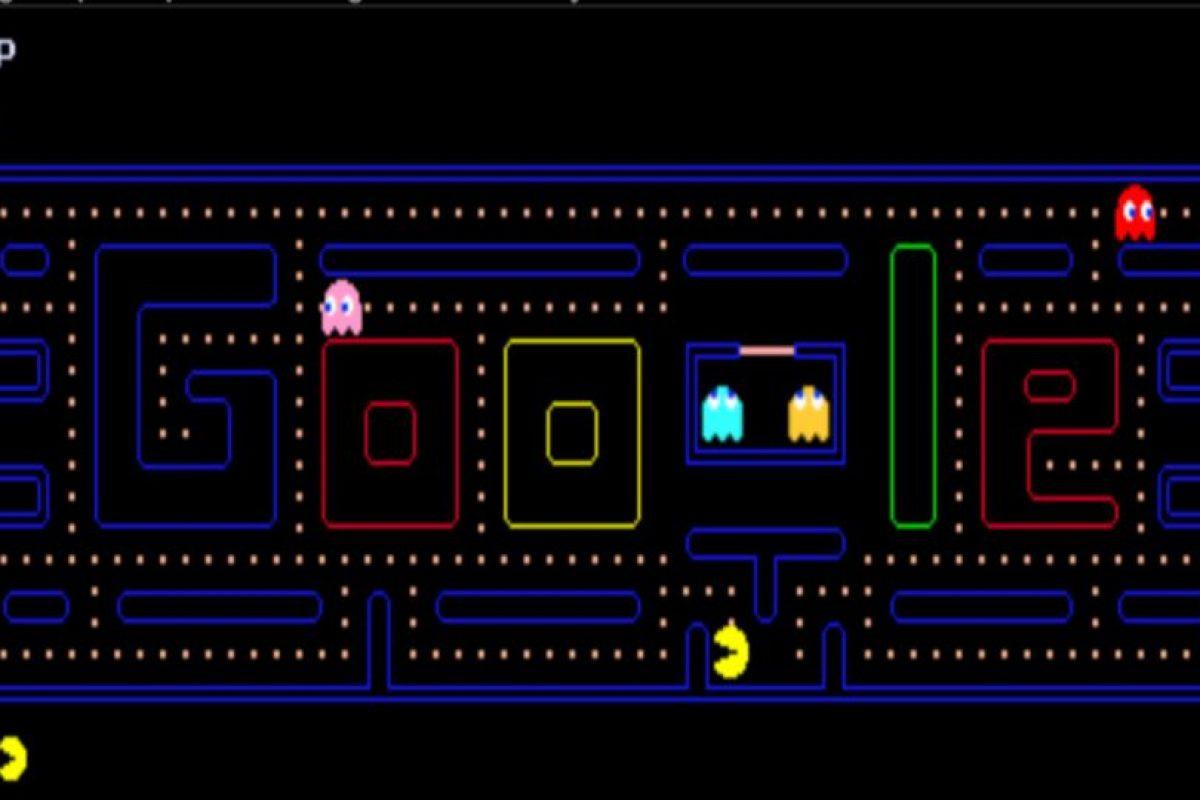Pacman Foto:Google. Imagen Por: