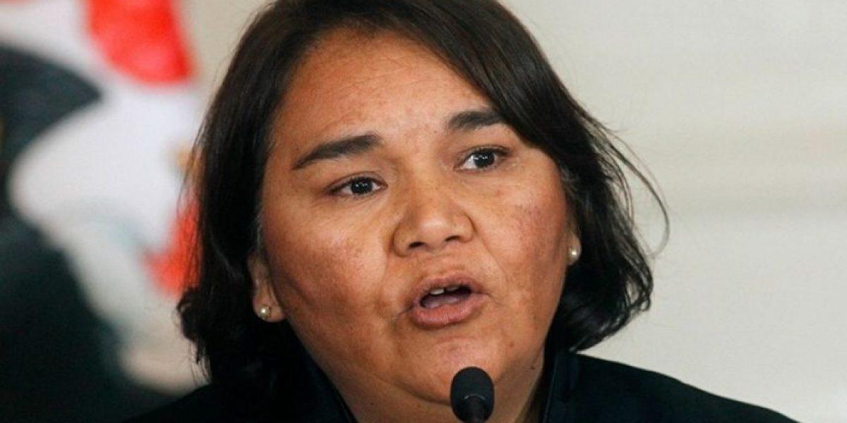 """UDI acusó que Solange Huerta es directora del Sename por """"favor político"""