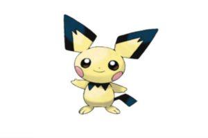 Y Pichu, entre muchos otros. Foto:Pokémon. Imagen Por: