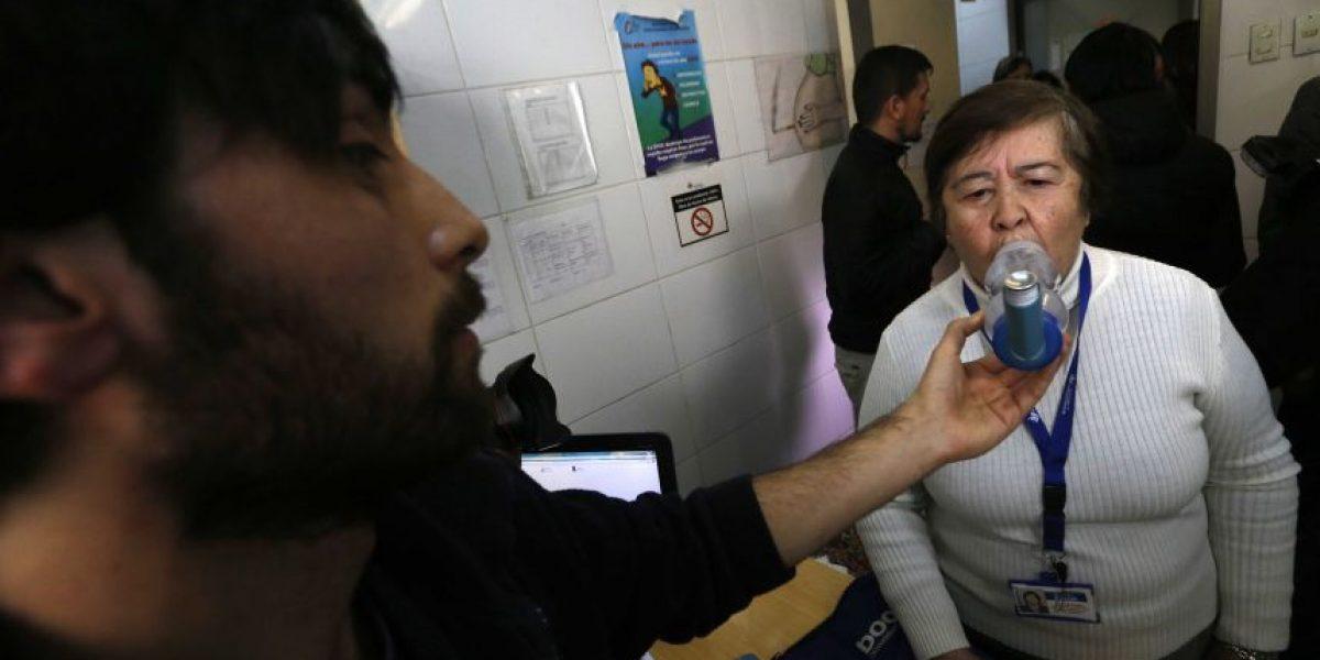 Alerta sanitaria por enfermedades respiratorias se extiende a regiones de Coquimbo y el Maule