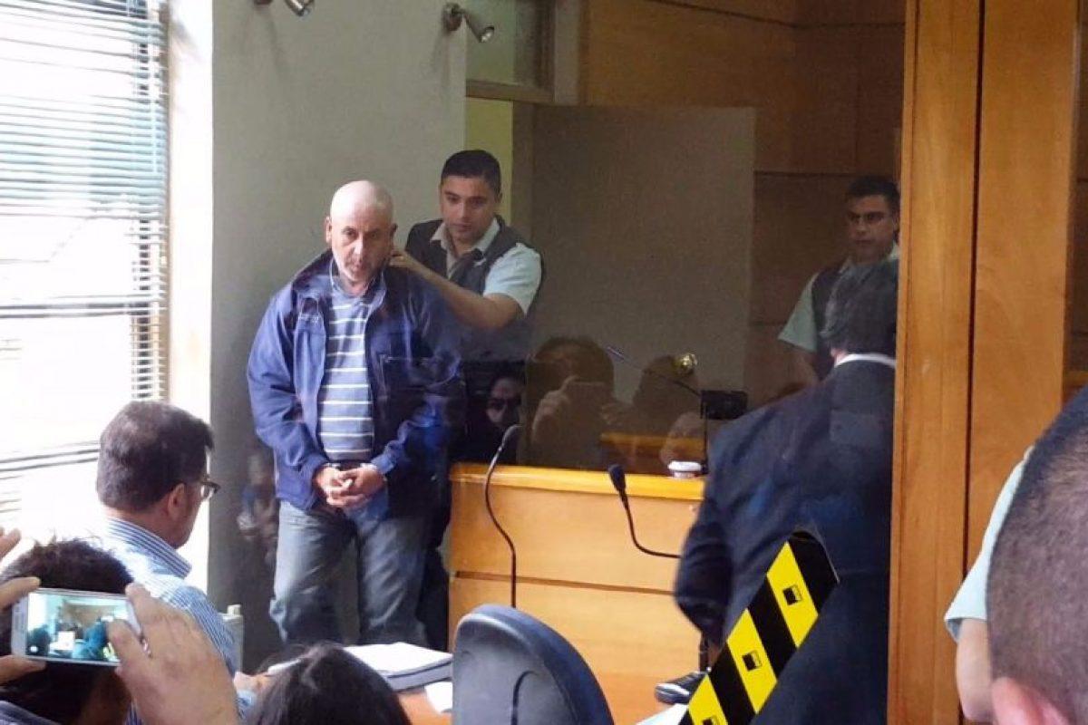 En el Juzgado de Garantía de Puerto Varas fueron reformalizados Jaime Anguita y José Pérez Mancilla, los dos imputados por la muerte de Viviana Haeger. Foto:Aton. Imagen Por: