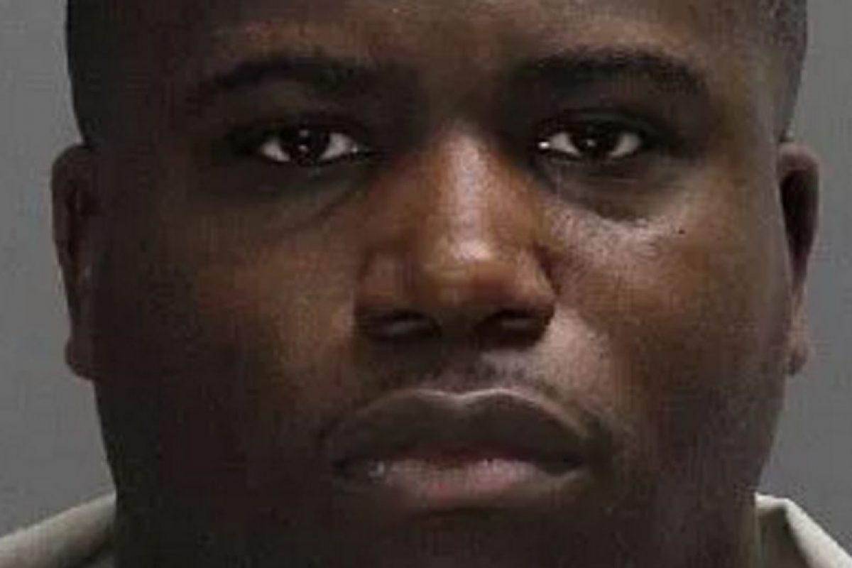 Taquan Brown, quien confesó todo. Foto:Policía de Charleston. Imagen Por: