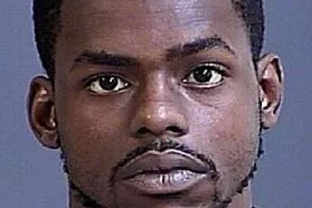 Da' Shaun Taylor, responsable del crimen de la joven. Foto:Policía de Charleston. Imagen Por: