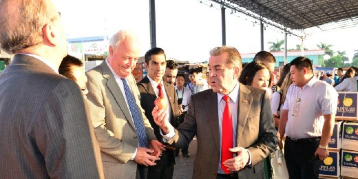 Chile arranca su gran semana de promoción en China con un evento culinario