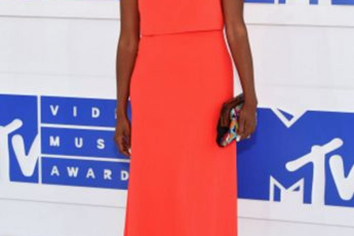 Franchesca Ramsey, con un maravilloso color. Foto: Getty Images. Imagen Por: