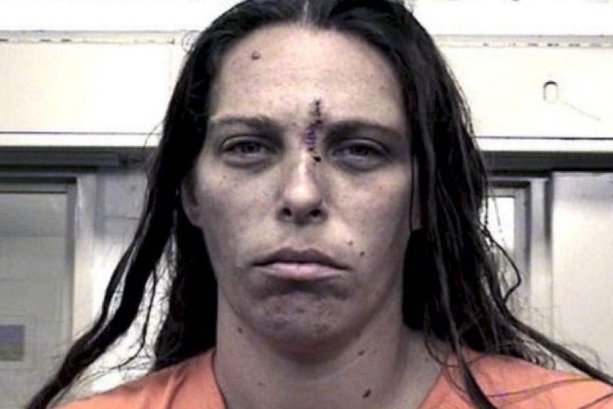 Y a Michelle Martens, de 35 años Foto:AP. Imagen Por: