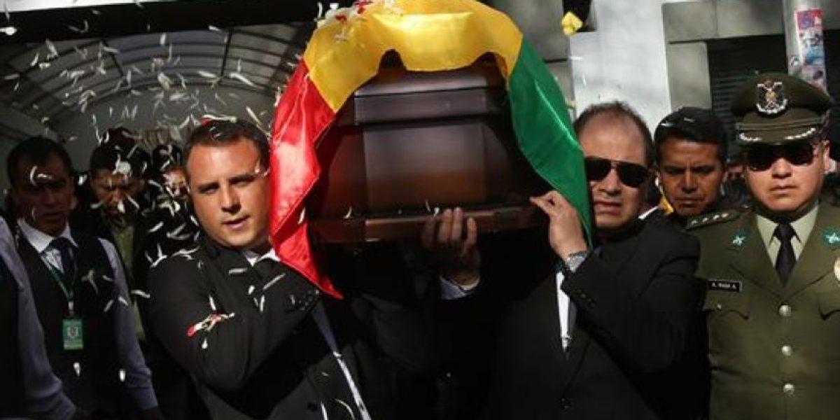 Revelan momento en que viceministro boliviano es amenazado de muerte