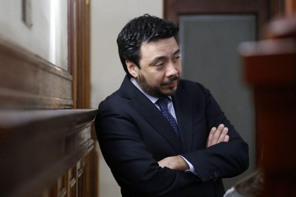 El fiscal de O'Higins, Emiliano Arias, fue removido del caso Corpesca tras decir en una entrevista que en la gestación de la Ley de Pesca hubo corrupción. Foto:Agencia UNO. Imagen Por: