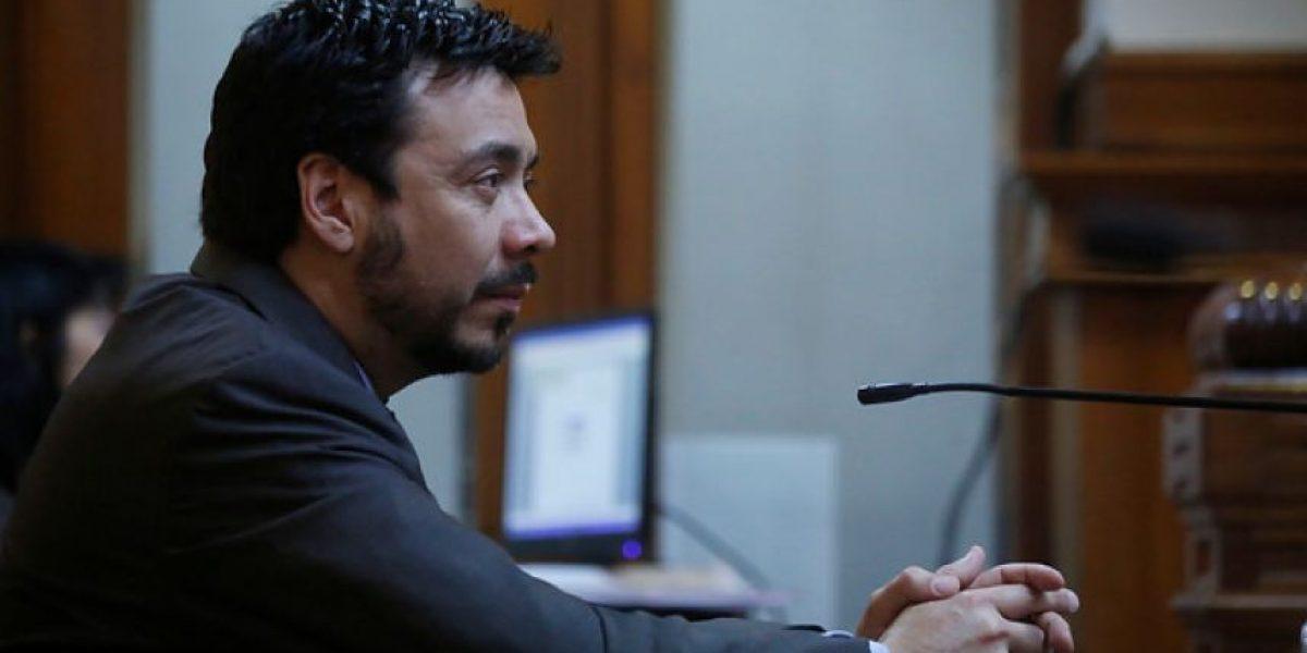 Fiscal Arias presentó recurso de protección contra el fiscal nacional Jorge Abbott