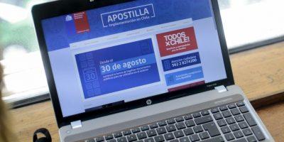 Convenio de la Apostilla agiliza legalización de documentos para el extranjero a un sólo paso