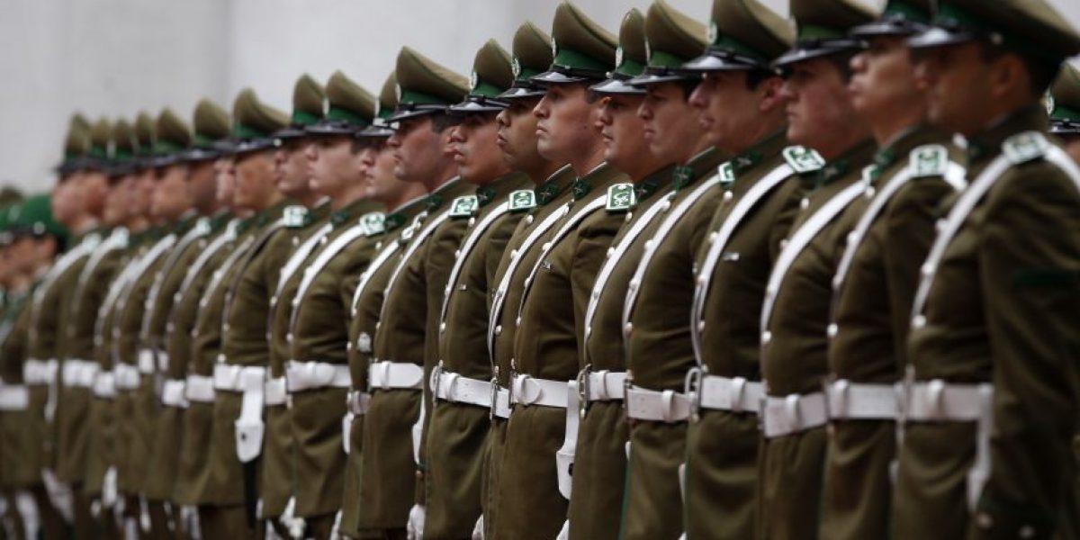 Carabineros coordina plan de acción  para enfrentar delitos en cuatro puntos conflictivos de Santiago