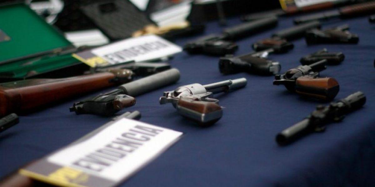 Informe de la PDI revela presencia de más de 150 bandas armadas en Santiago
