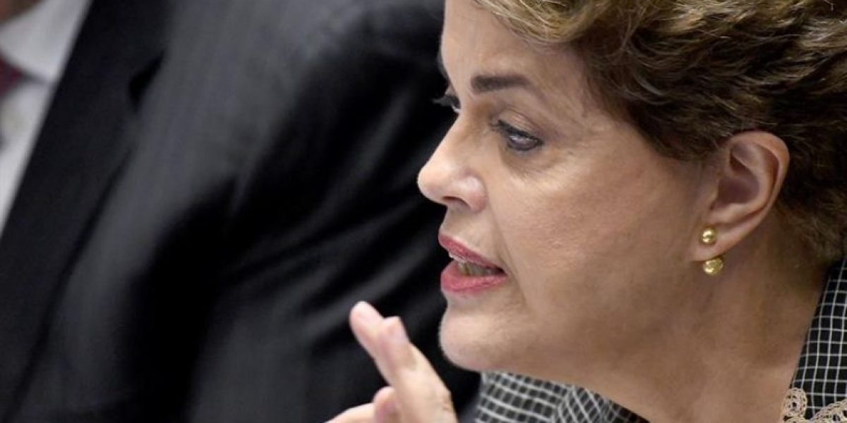 Senado brasileño votará hoy sobre destitución de Dilma Rousseff