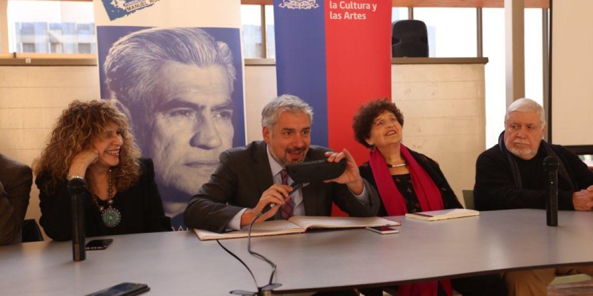 Escritor argentino gana Premio Iberoamericano Manuel Rojas