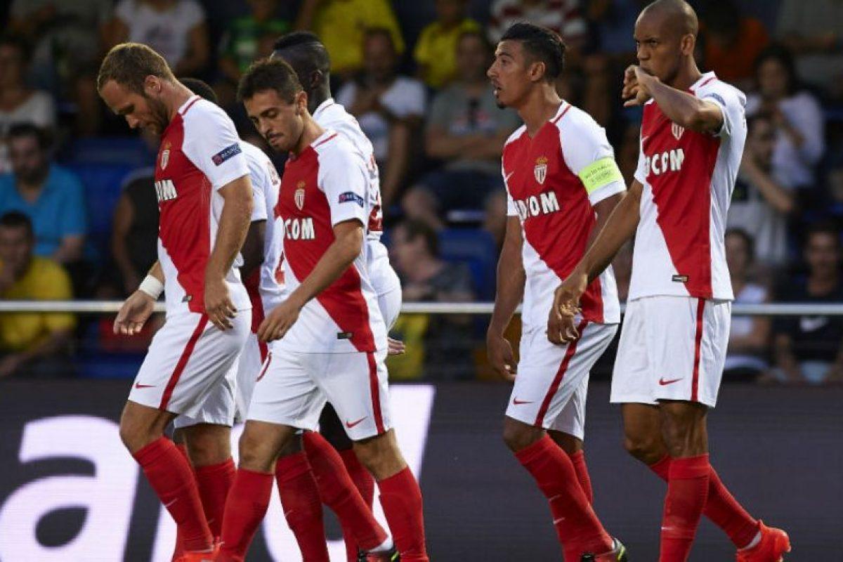 Fabinho es un defensa del Mónaco que busca continuar en el club galo para jugar la Champions League Foto:Getty Images. Imagen Por: