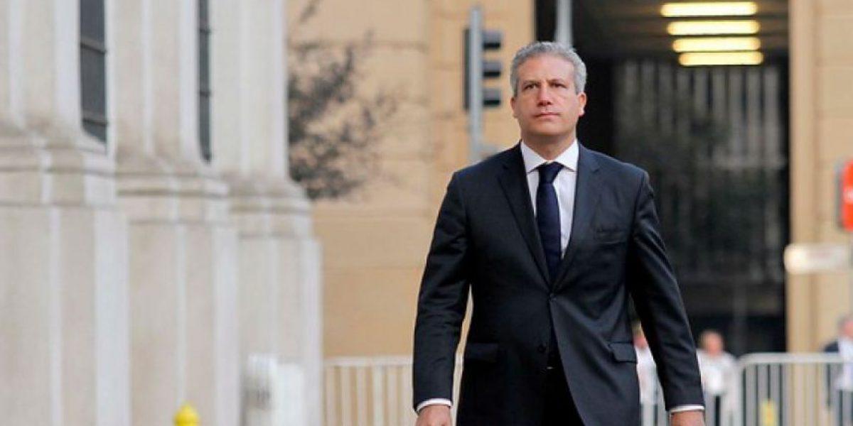 Tribunal Supremo de la DC admitió solicitud de expulsión del diputado Rincón