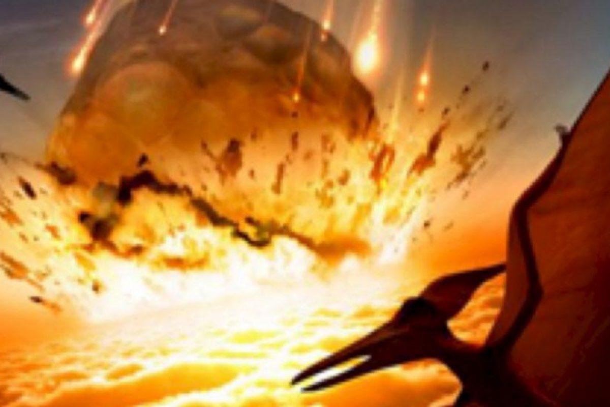 Este tipo de colisiones han causado la extinción masiva dos veces. Foto:Astroart. Imagen Por: