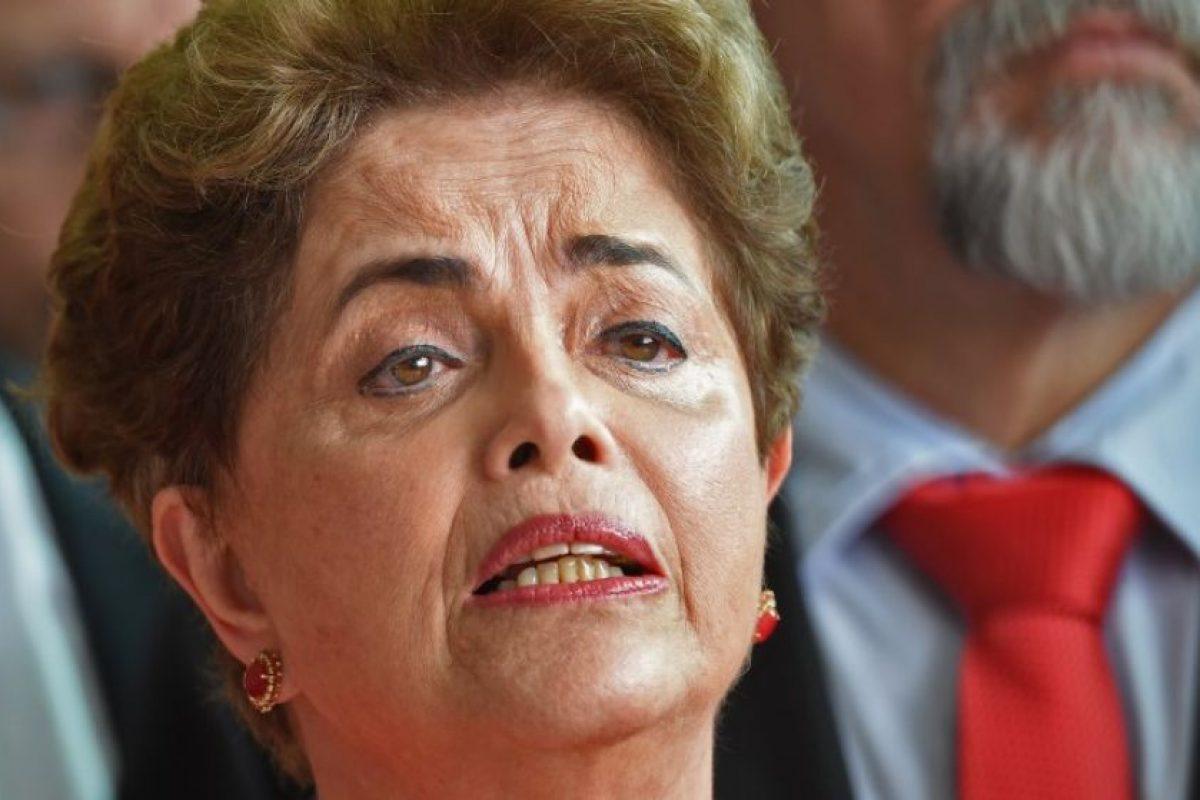 Un abrazo cariñoso a todos los brasileños que comparten conmigo la creencia en la democracia y el sueño de la justicia Foto:AFP. Imagen Por: