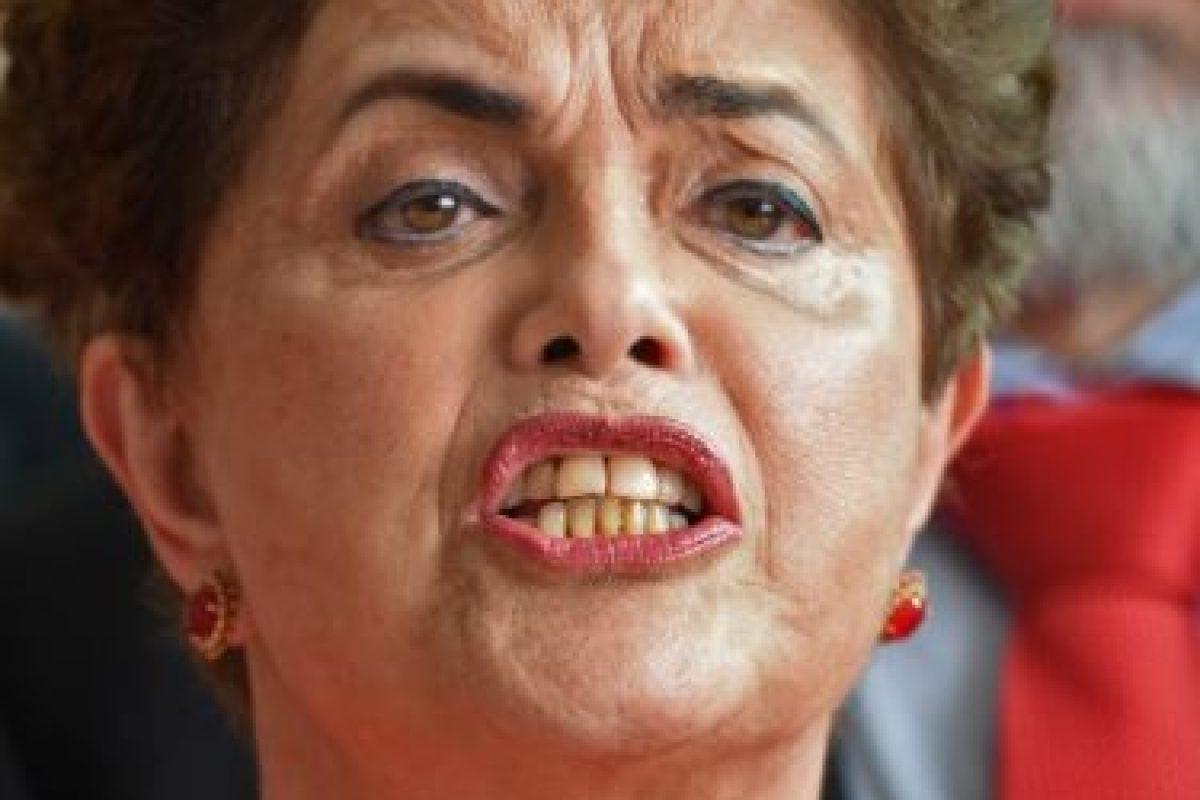 Dilma Rousseff habló sobre su destitución Foto:AFP. Imagen Por: