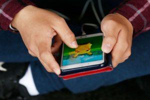 Podemos saber qué pokémon están cerca. Foto:Getty Images. Imagen Por: