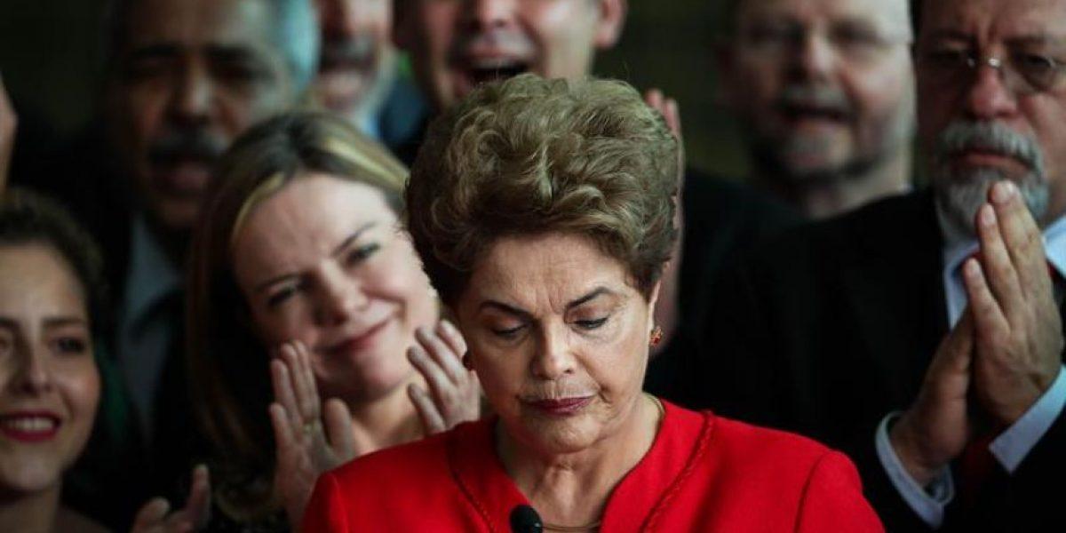 Dilma Rousseff acusa