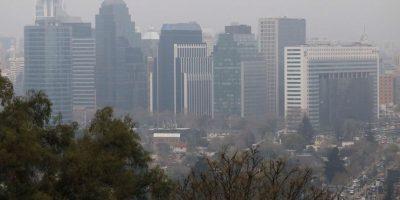 Disminuyen episodios críticos de contaminación durante el invierno de 2016 en Santiago