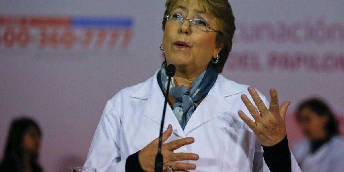 Bachelet enviará indicación para elegir intendentes con el 40% de los votos